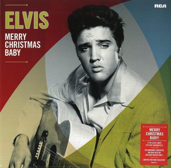 Elvis Presley – Merry Christmas Baby