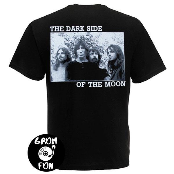 Футболка PINK FLOYD The Dark Side Of The Moon 2 Призма