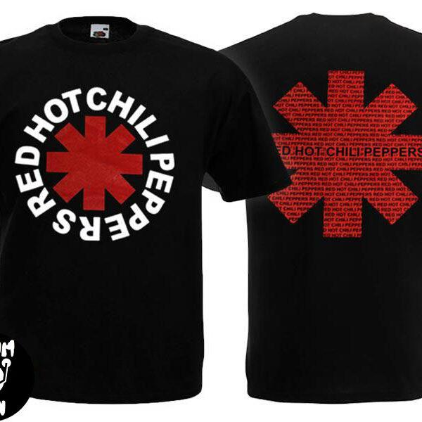 Футболка RED HOT CHILI PEPPERS Logo