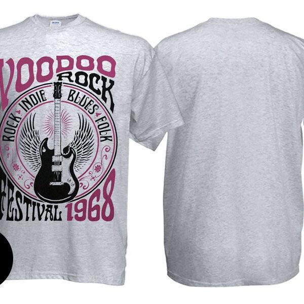 Футболка VOODOO ROCK Festival 1968