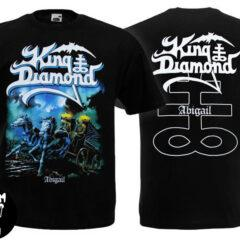 Футболка KING DIAMOND Abigail