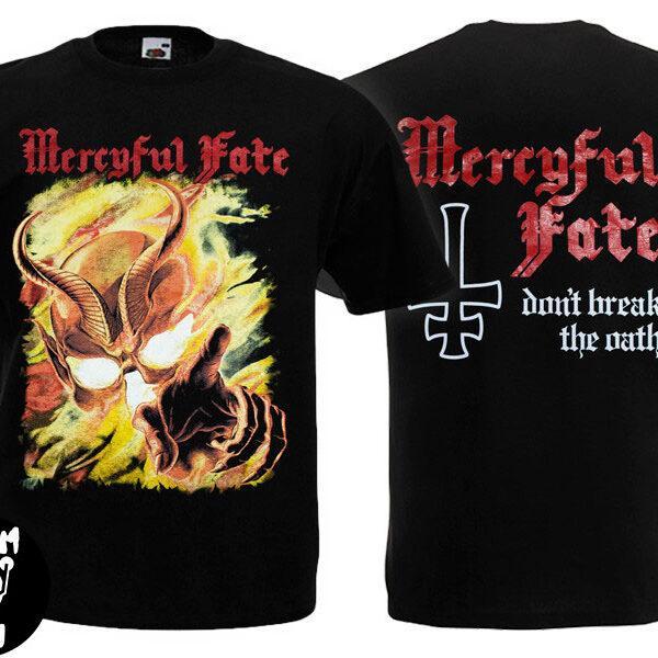 Футболка MERCYFUL FATE Don't Break The Oath