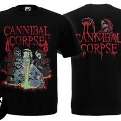 Футболка CANNIBAL CORPSE Acid Bath