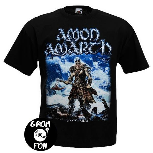 Футболка AMON AMARTH Jomsviking