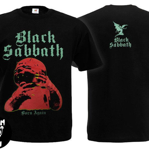 Футболка BLACK SABBATH Born Again