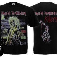 Футболка IRON MAIDEN Killers