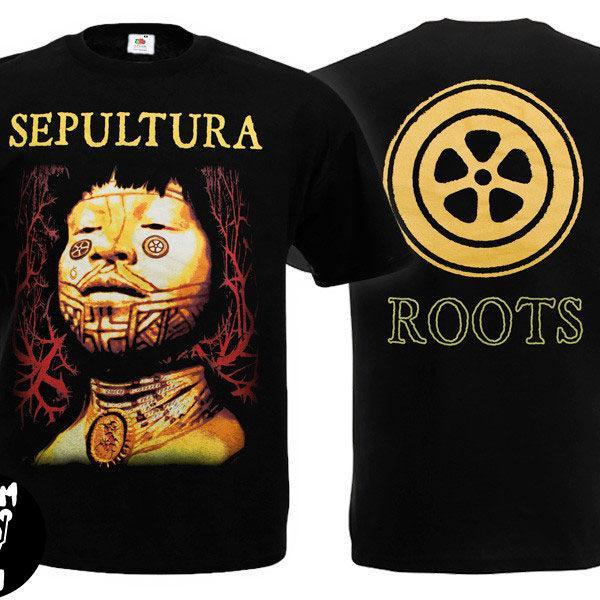 Футболка SEPULTURA Roots