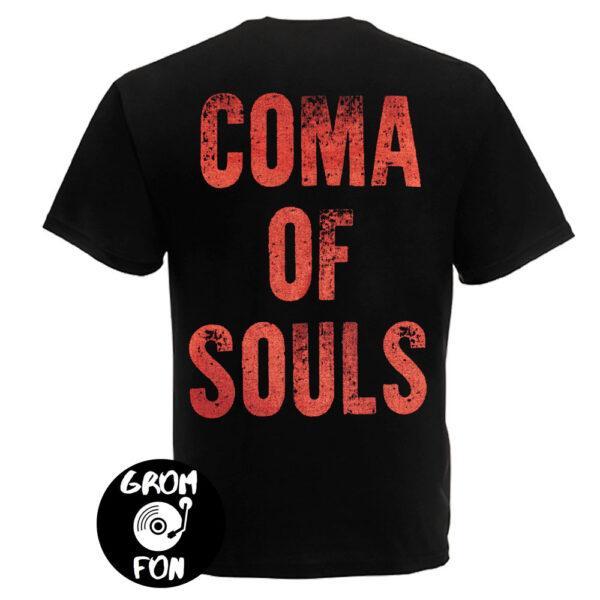 Футболка KREATOR Coma Of Souls