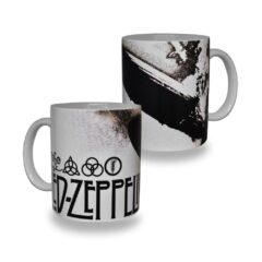 Чашка LED ZEPPELIN Zoso (дирижабль)