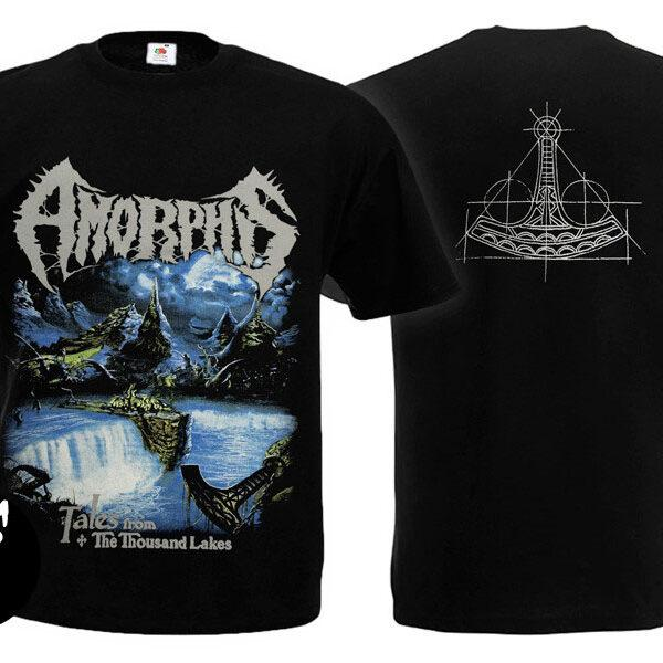 Футболка AMORPHIS Tales from the Thousand Lakes