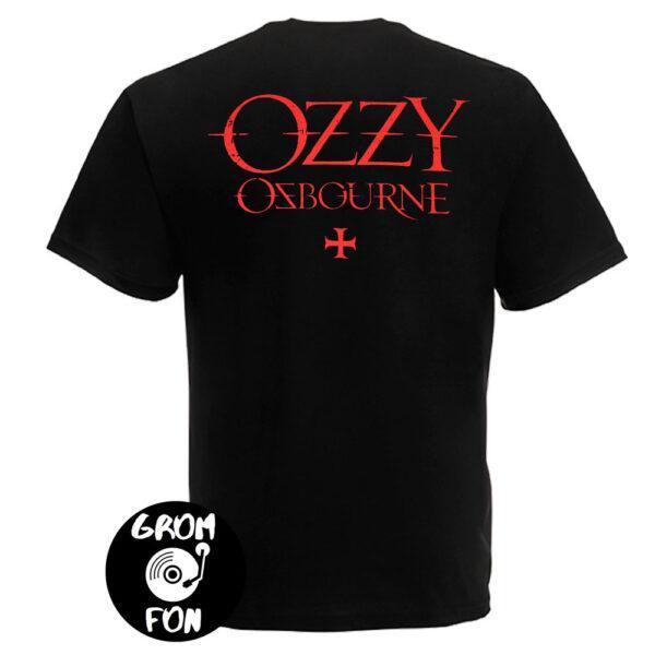 Футболка OZZY OSBOURNE Under The Graveyard