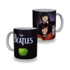 Чашка THE BEATLES Apple