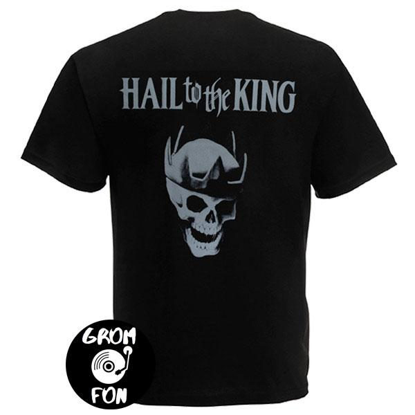 Футболка AVENGED SEVENFOLD Hail To The King