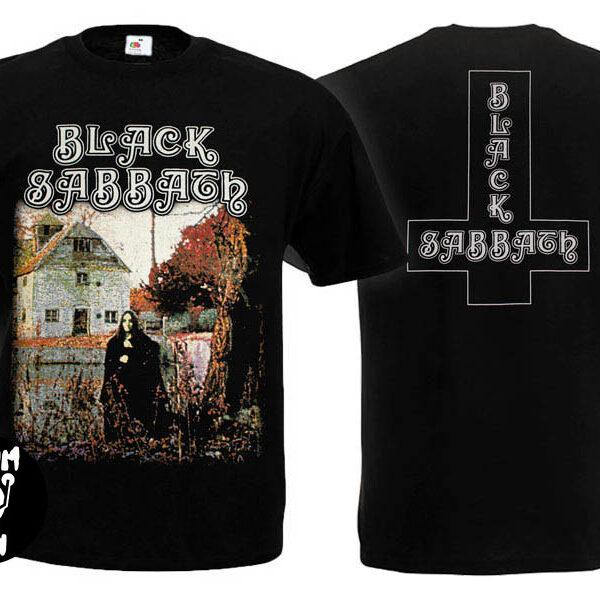 Футболка BLACK SABBATH 1970 Black Sabbath