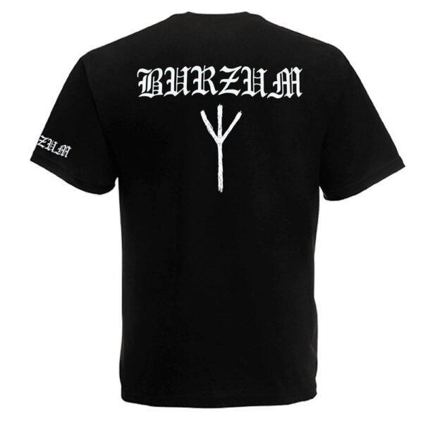 Футболка BURZUM Anthology Varg Vikernes