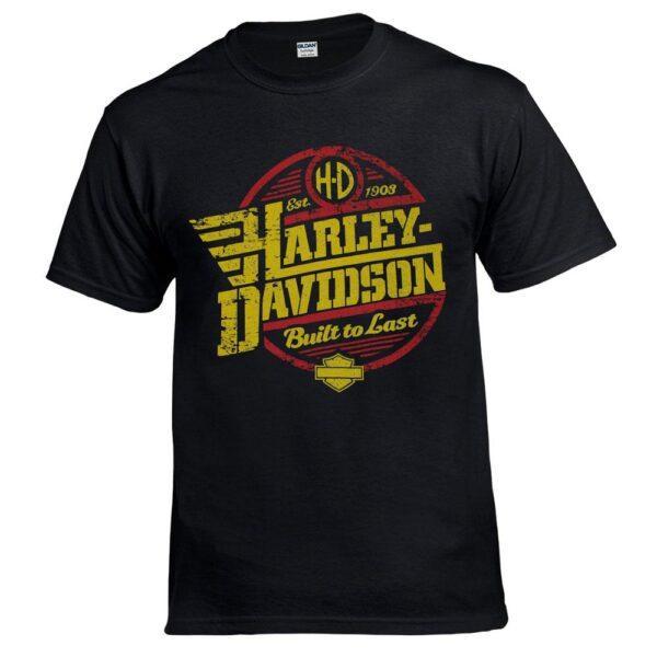 Футболка HARLEY DAVIDSON Built To Last