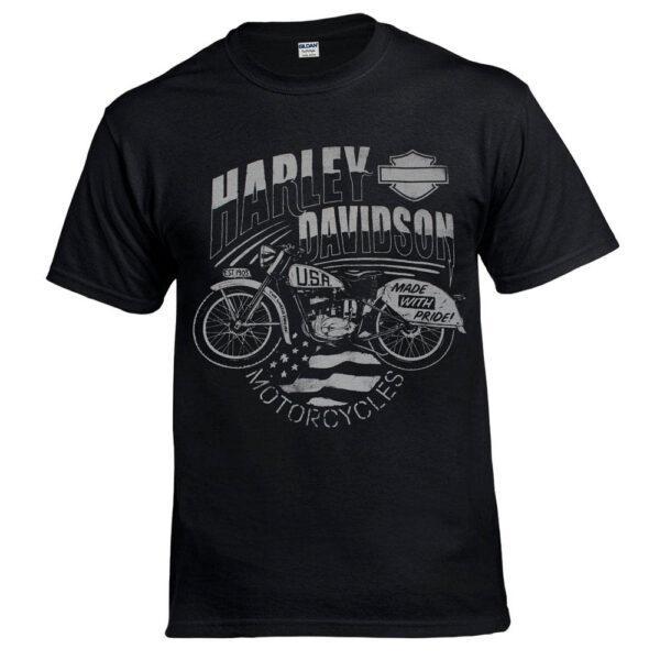 Футболка HARLEY DAVIDSON Мотоцикл