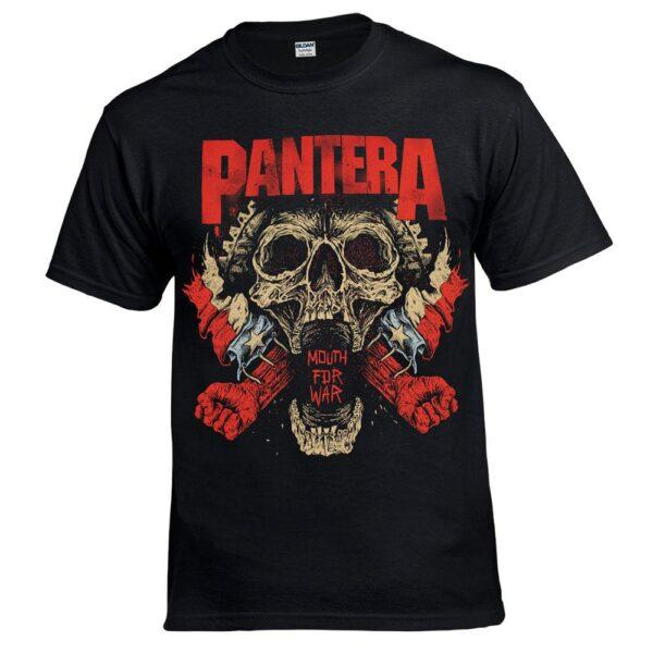 Футболка PANTERA Mouth For War