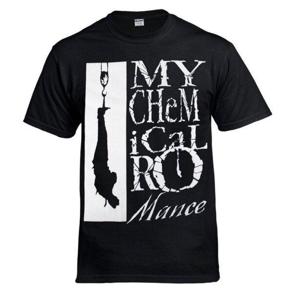 Футболка MY CHEMICAL ROMANCE Hang Man