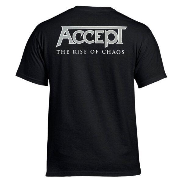 Футболка ACCEPT The Rise of Chaos