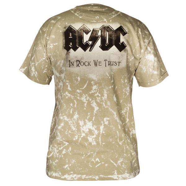 Футболка AC/DC in Rock We Trust full print