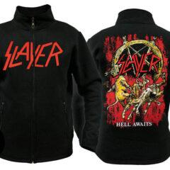 Толстовка пилот SLAYER Hell Awaits