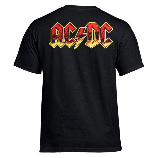 Футболка AC/DC Explosion