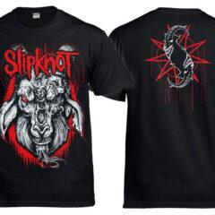 Футболка SLIPKNOT Rotting Goat