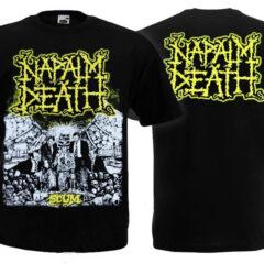 Футболка NAPALM DEATH Scum