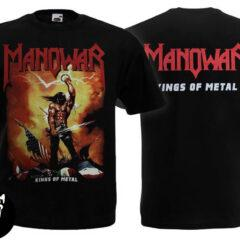 Футболка MANOWAR Kings Of Metal