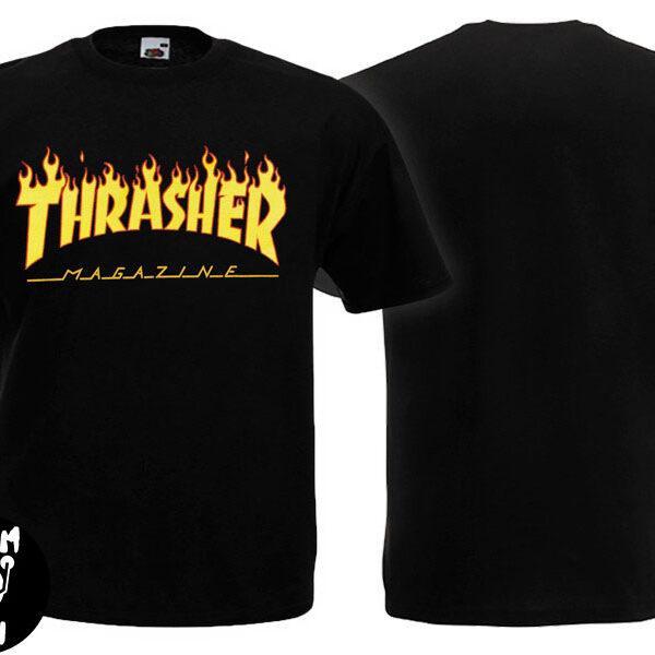 Футболка THRASHER Flame
