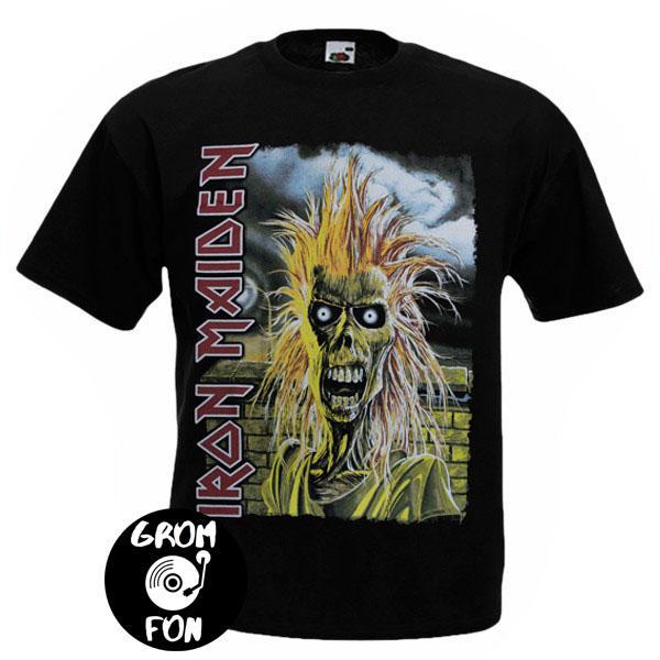 Футболка IRON MAIDEN Iron Maiden 1980