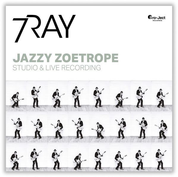 Виниловый диск LP 7RAY – Jazzy Zoetrope