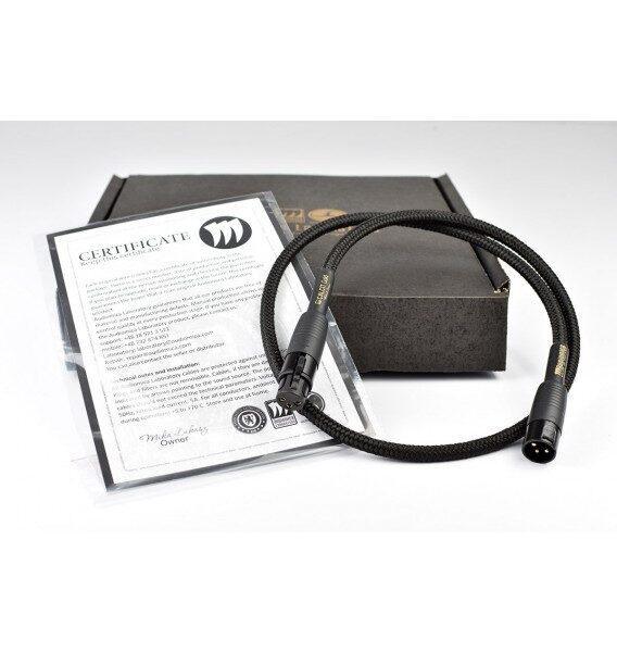 Цифровой кабель Audiomica Calcit Gold (1,0m/XLR)