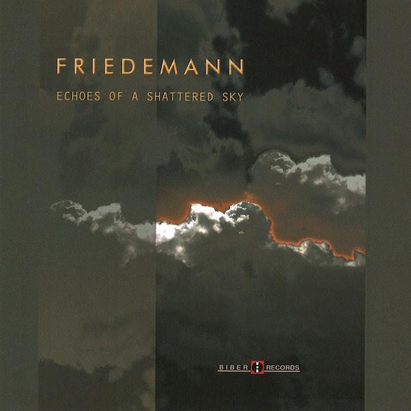 Виниловый диск LP Friedemann – Echoes Of A Shattered Sky
