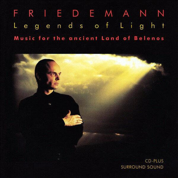 Виниловый диск LP Friedemann – Legends Of Ligh