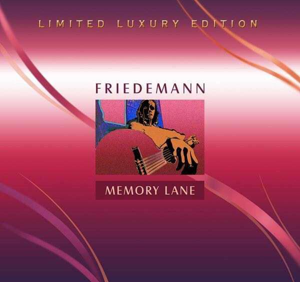 Виниловый диск LP Friedemann – Memory Lane