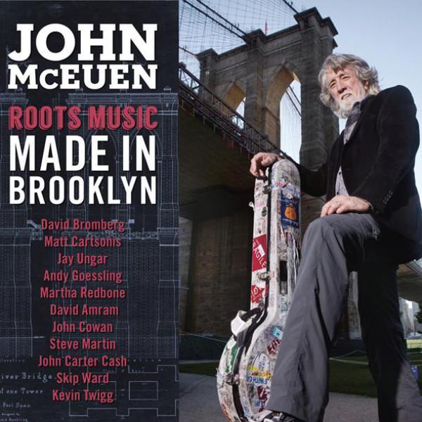 Виниловый диск LP John McEuen – Roots Music Made In Brooklyn
