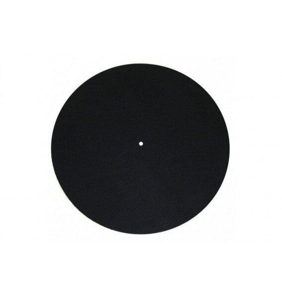 Кожаный мат Pro-Ject Leather IT Black