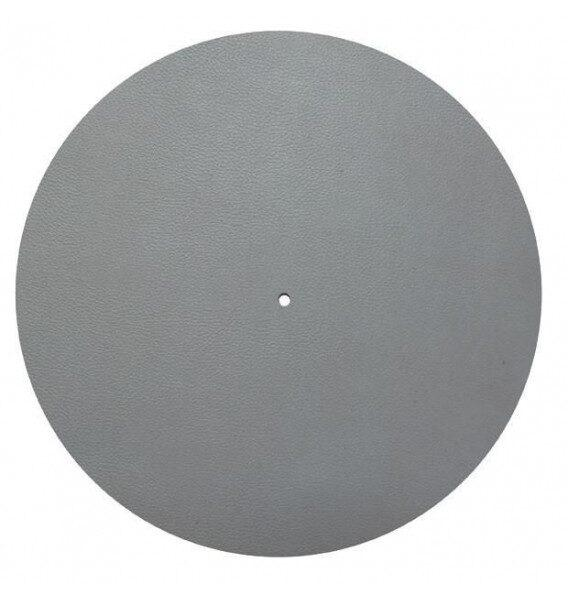 Кожаный мат Pro-Ject Leather IT Grey