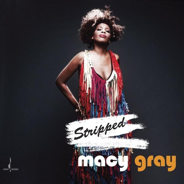 Виниловый диск LP Macy Gray – Stripped