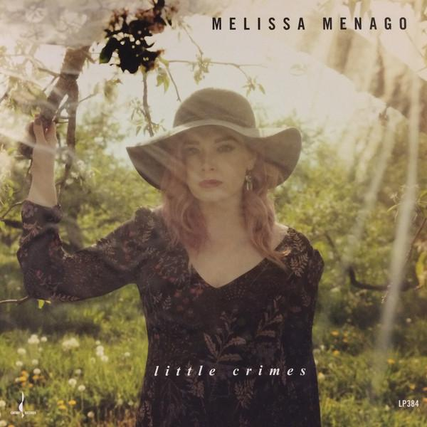Виниловый диск LP Melissa Menago ‎– Little Crimes