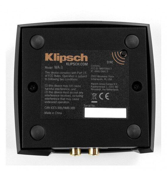 Мультирум Klipsch WA-3 Wireless Transmitter