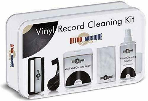 Набор Vinyl Records Cleaning Kit