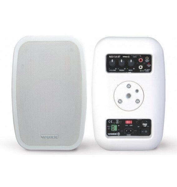 Профессиональная акустика Work NEO SET 100 BT White