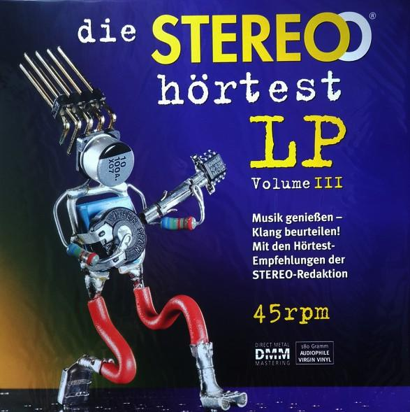 Виниловый диск LP Various ‎– Die Stereo Hörtest Lp Volume III