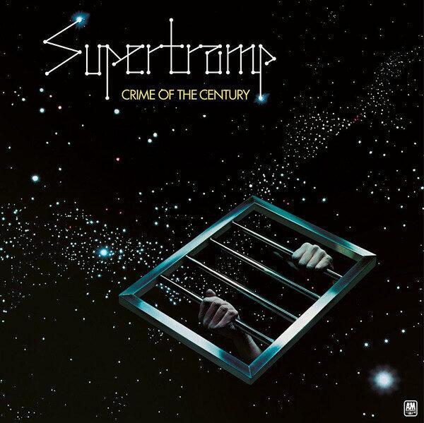 Виниловый диск LP Supertramp - Crime of the Century