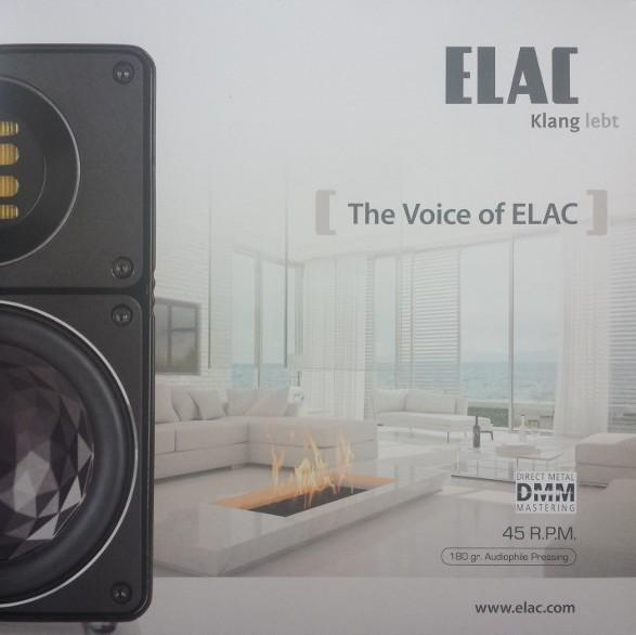 Виниловый диск LP Various ‎– The Voice Of ELAC