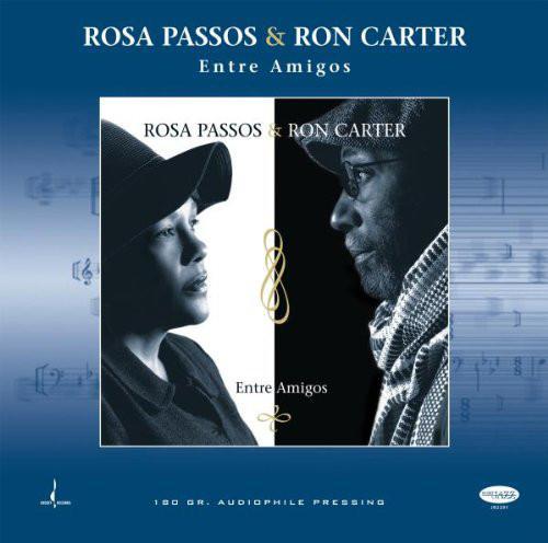 Виниловый диск LP Rosa Passos, Ron Carter – Entre Amigos