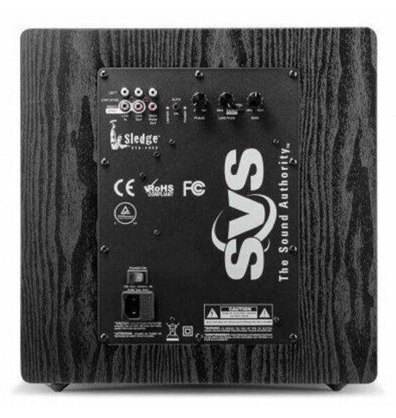 Сабвуфер SVS PB12-NSD Black